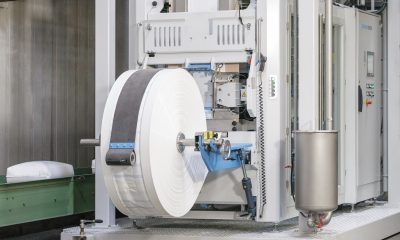 The Beumer Group offers its fillpac FFS product line in different capacity classes.