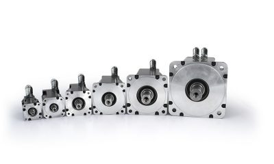 Smaller with more power: Kollmorgen has further increased the power density of the AKM2G servo motor. Picture: Kollmorgen