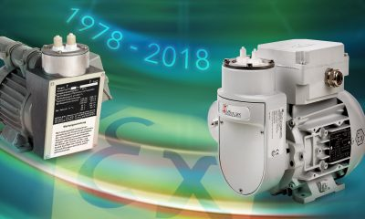 40 years of Atex pumps. Picture: Bühler Technologies