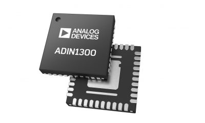 Analog Devices Unveils Robust, Low-Latency PHY Technology for New ADI Chronous™ Portfolio of Industrial Ethernet Solutions