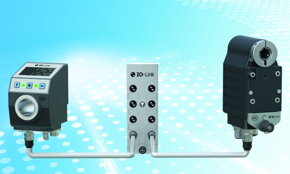 Siko In position with IO-Link