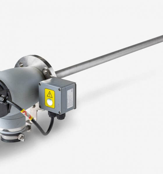 The Gas 222.15-MA - innovative product to improve emissions monitoring in shipping. (Picture: Bühler Technologies)