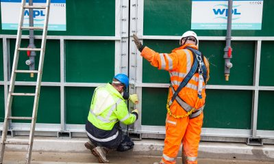 Water utilities will be relying on suppliers' resilience when postponed capital projects begin again, says British Water chief executive Lila Thompson. (Picture: British Water)