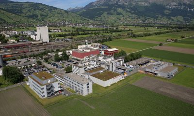 New Merck Research plant in Buchs