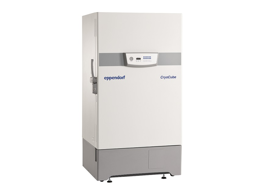 Eppendorf CryoCube F740 ULT freezers now all-green
