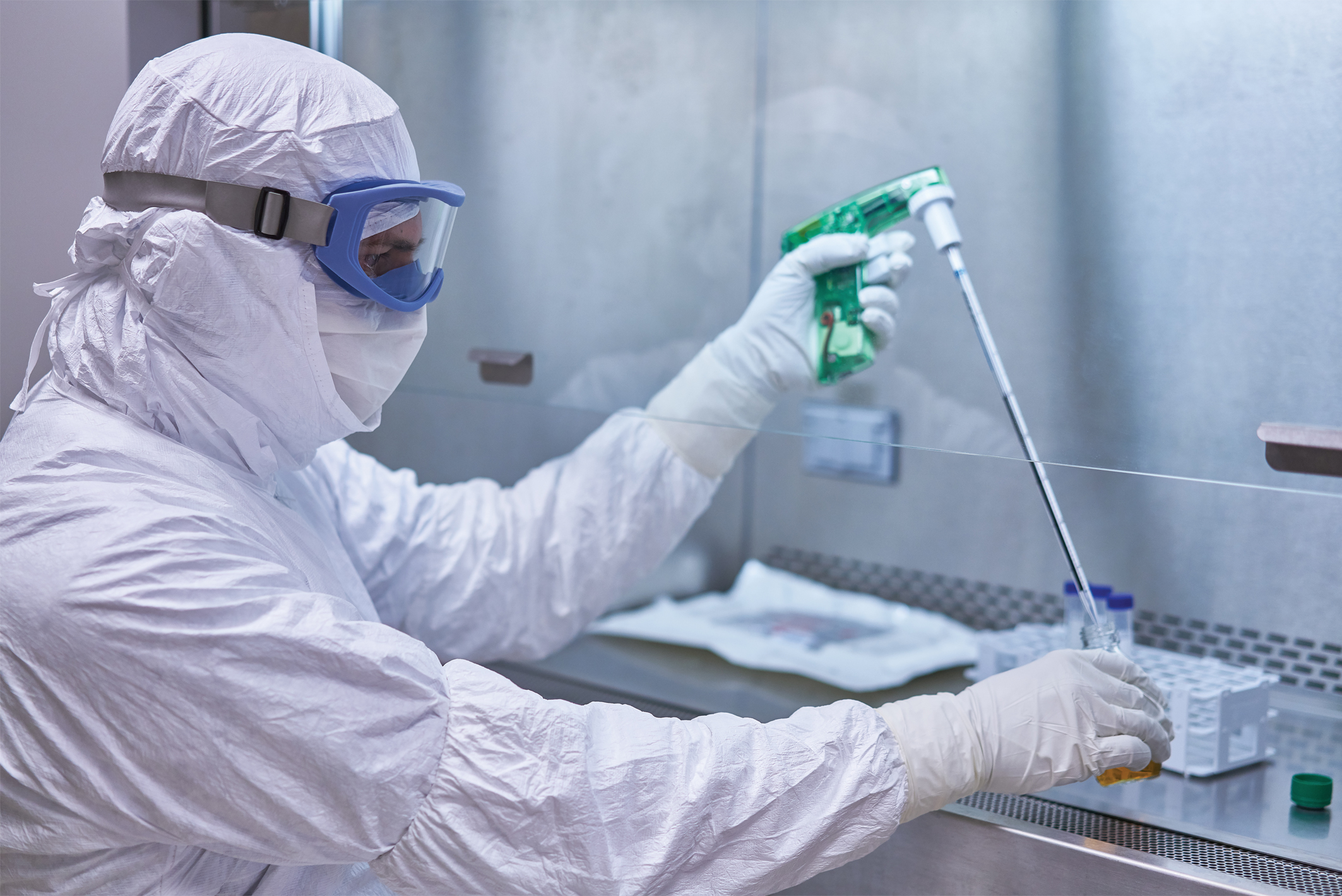 Deterioration of reusable cleanroom garments could compromise cleanroom environments, says new study