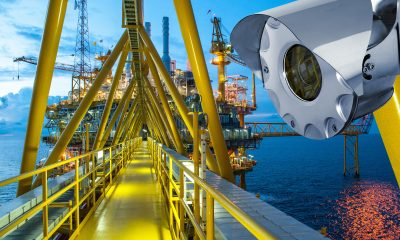 For video surveillance on drilling rigs as well as onboard ships, R. Stahl is launching its new EC-910-AFZ camera also as a Lloyd's certified version.