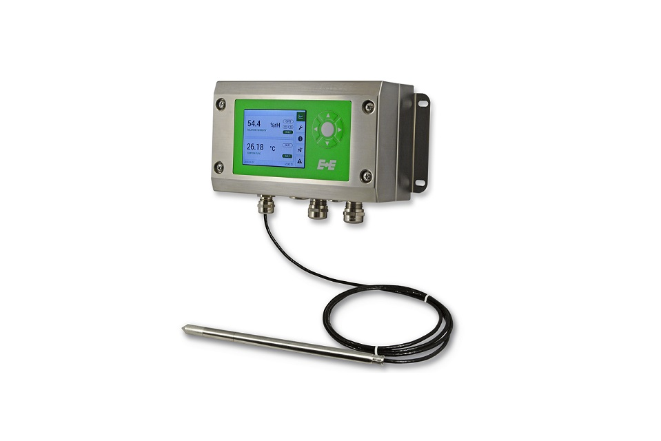 Humidity Transmitters with Stainless Steel Enclosure E+E Elektronik