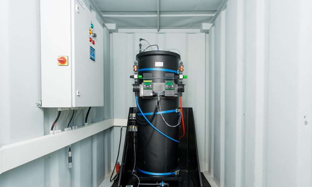 For disinfection, hygienization and odor control: The new Clorious2 solution. Picture: Endress+Hauser