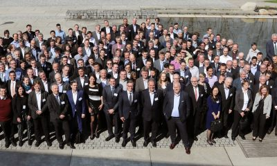 Endress+Hauser innovators were honored this year during the Innovators' Meeting held in Denzlingen near Freiburg, Germany.