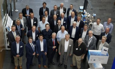 Dialogue between manufacturers and users. At the Open Integration meeting in Reinach, Switzerland, in early June, representatives from the chemical and pharmaceutical industries explained how they benefit from the partner program during digitalization of their process control systems. Picture: Endress + Hauser