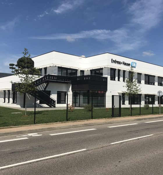 Advanced analysis: Endress+Hauser expands competence center in Lyon. Picture: Endress + Hauser