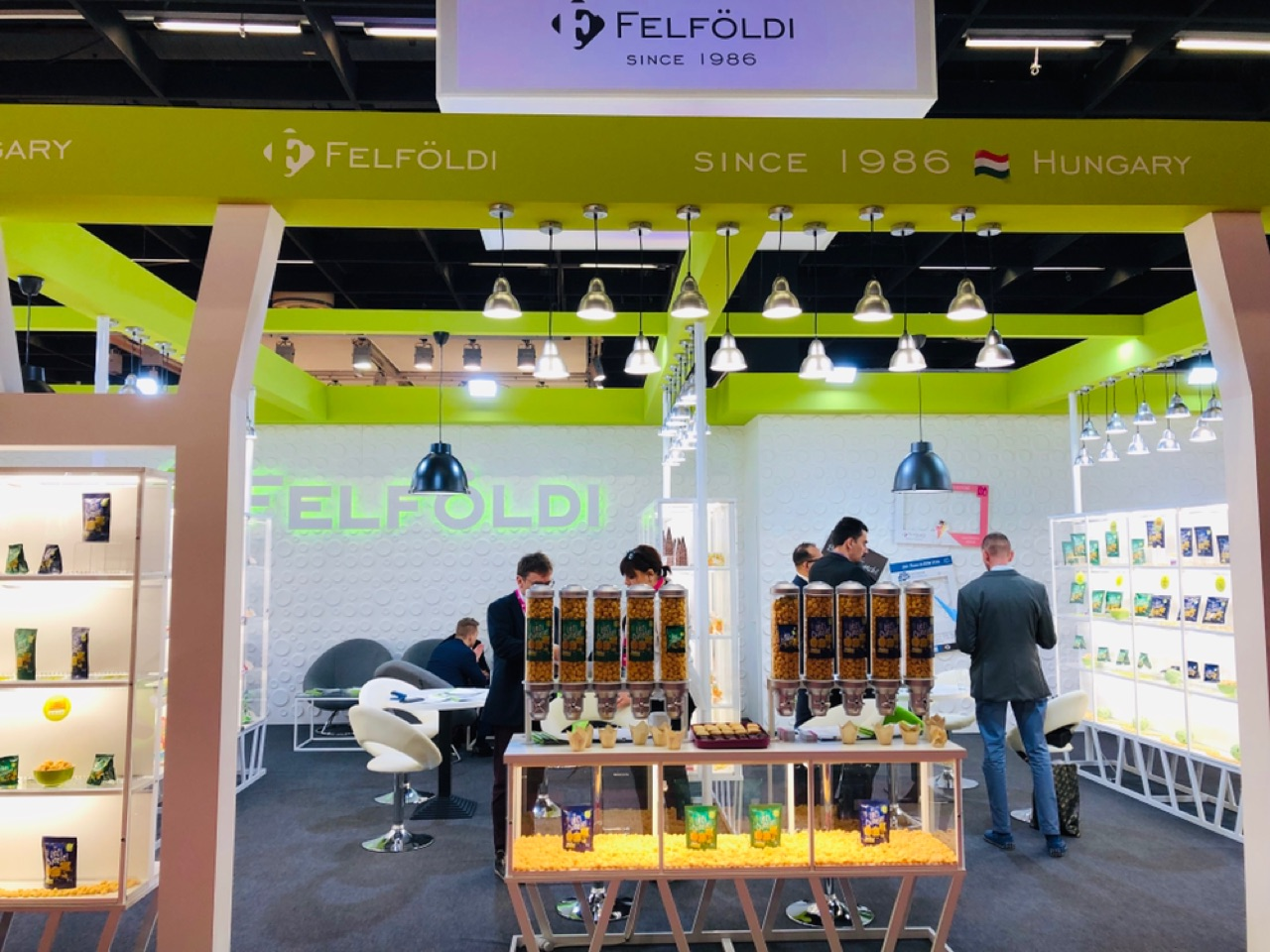 Felföldi's is back to revive the snack industry with new taste and colour