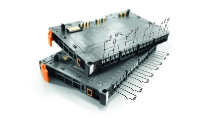 The digital input and output modules offer galvanic isolation between the channels and the system, increasing the operational reliability of the system. (Picture: Weidmüller)