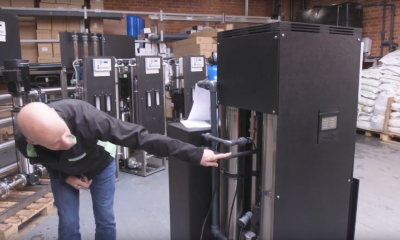 Intelligent RO systems save 70% energy per m3 water produced Grundfos