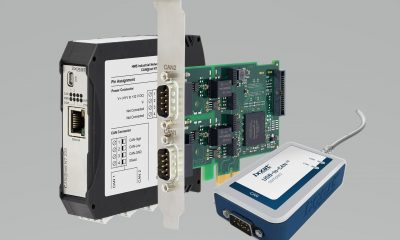 MS Industrial Networks AB, CODESYS support for Ixxat PC/CAN interfaces