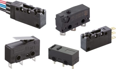 Herga Technology increases switching product range with basic and sealed microswitches