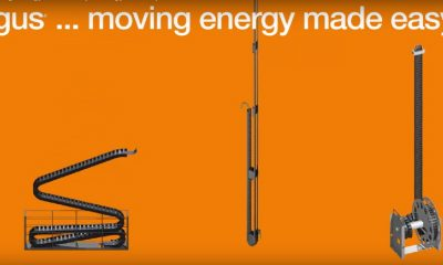 Igus Moving energy made easy - energy chain systems