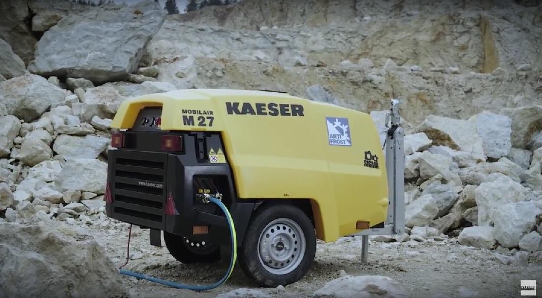 Kaeser Kompressoren Anti Frost Industry Industry Process Prozess