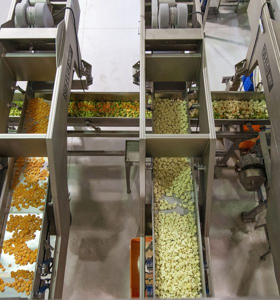 La Huerta Grows with Key Technology's Iso-Flo Vibratory Shakers
