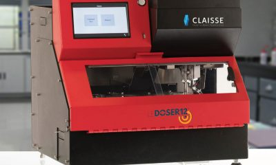 The new Automatic Dispensing Balance LeDoser-12. Picture: Malvern Panalytical