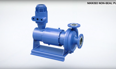 Lewa NIKKISO Canned Motor Pump Abnormal Operation Detection