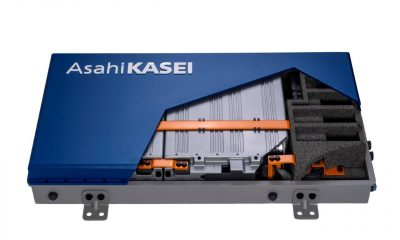"The ""Battery Show Europe"" in Stuttgart: Asahi Kasei Introduces Innovative Materials for the Battery of Tomorrow"