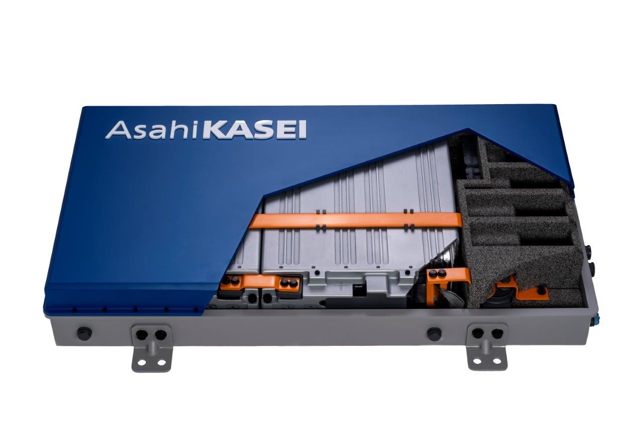 """The """"Battery Show Europe"""" in Stuttgart: Asahi Kasei Introduces Innovative Materials for the Battery of Tomorrow"""