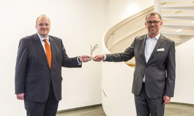 Multivac receives the Axia Best Managed Companies Award 2020