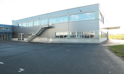 Multivac New building complex in Enger for labelling and inspection systems