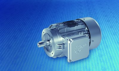 Energy saving IE4 synchronous motors from Nord are highly efficient and meet the most stringent energy regulations, which ensures significant cost savings in the sense of TCO. Picture: Nord Drivesystems