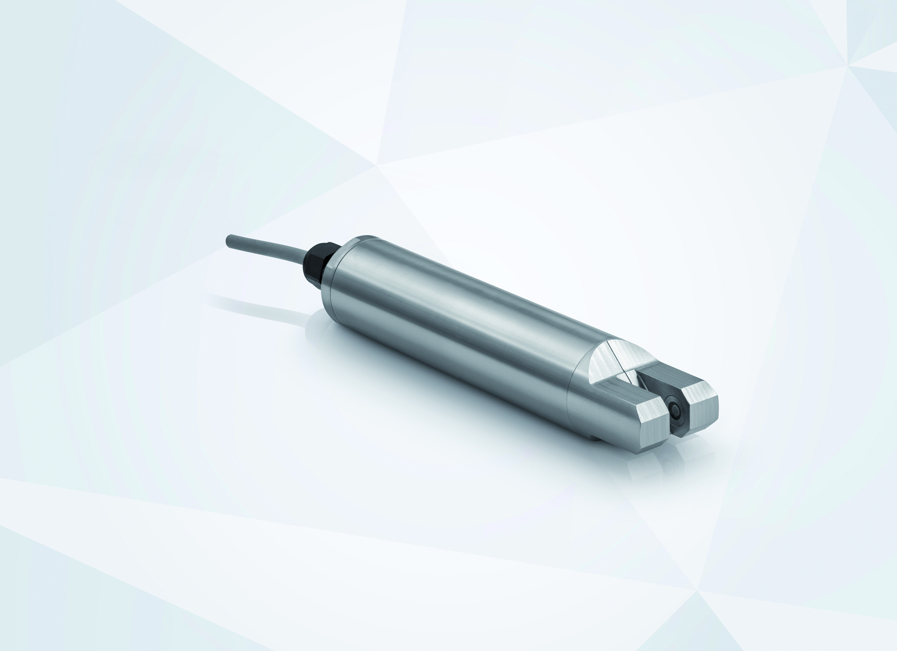 New suspended solids sensor Optisens TSS 2000 for process and quality control in industrial and municipal wastewater applications. Picture: Krohne Messtechnik