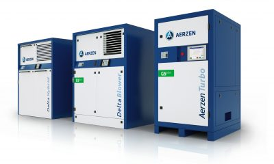 Performance³ - The next generation. Efficient oxygen input thanks to tailor-made solutions and new blower generations.
