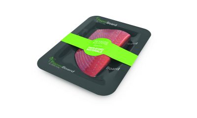 Attractive packs for fish and crustaceans Multivac