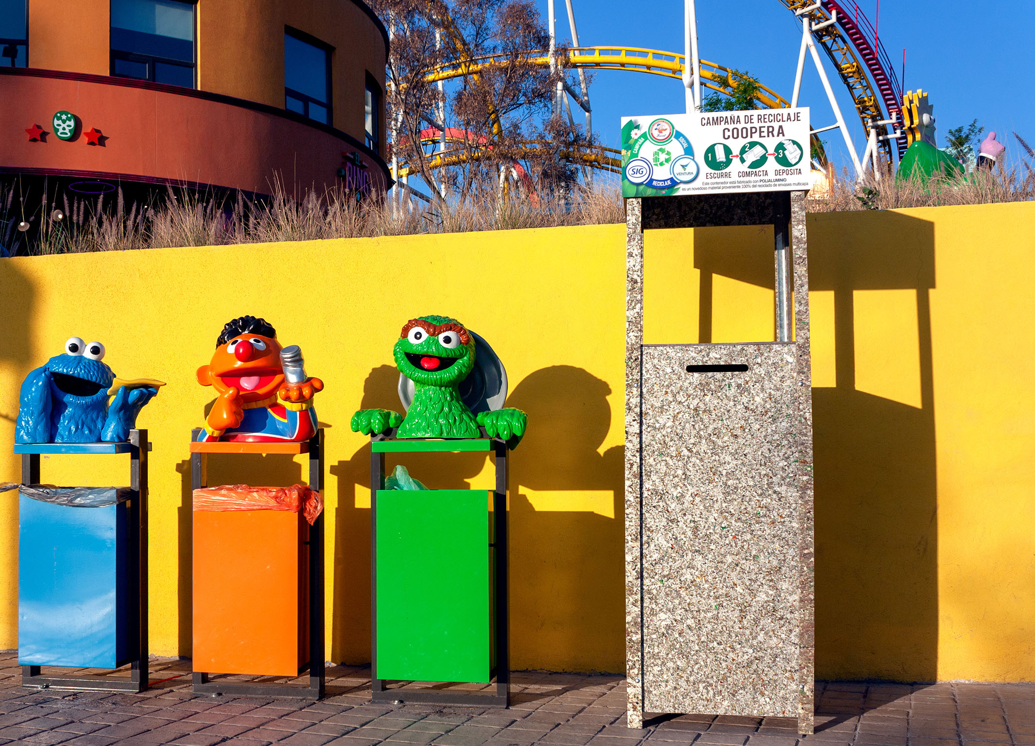 Sig Partnership Showcases Recycling In Action At Mexico Fun Park