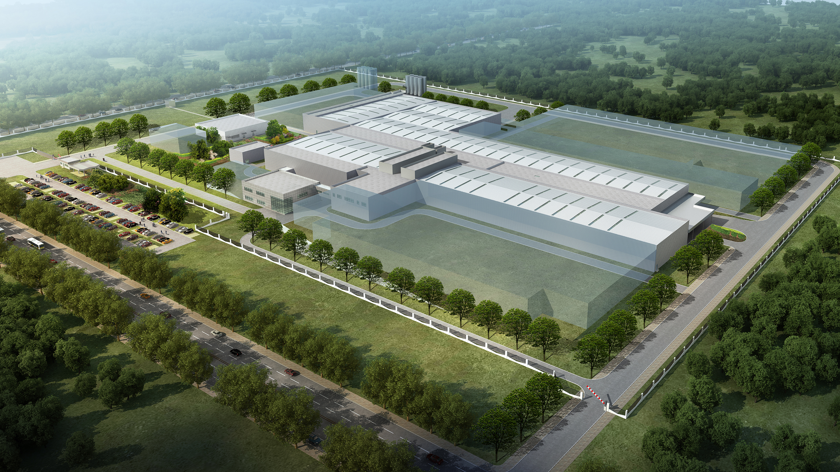 As the Asia-Pacific region continues its appetite for aseptic carton packaging, SIG has announced investment in the region with the construction of a second production plant in Suzhou, China. (Picture: SIG)