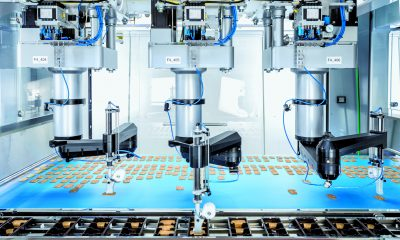 Schubert is founding a subsidiary in China: With its robot-based packaging machines, Schubert provides Chinese manufacturers with highly flexible automation solutions so they can make significant increases in productivity, and therefore in competitiveness as well.