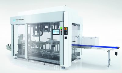 With the lightline Cartonpacker, Schubert offers an attractively priced machine for packing products into cartons with predefined product and packing formats.