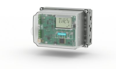With the Sipart PS100, Siemens is presenting a new positioner that is impressively easy to commission and highly robust.