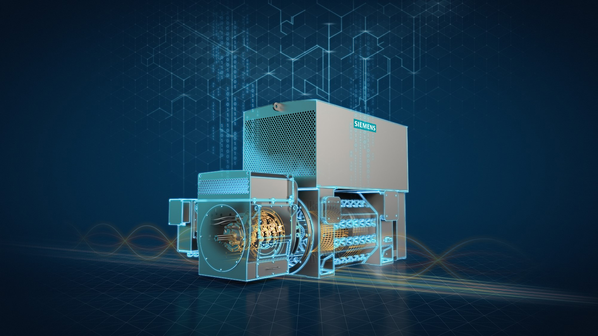 Simotics HV M slipring motor provides fast return on investment in Cement and Mining industries