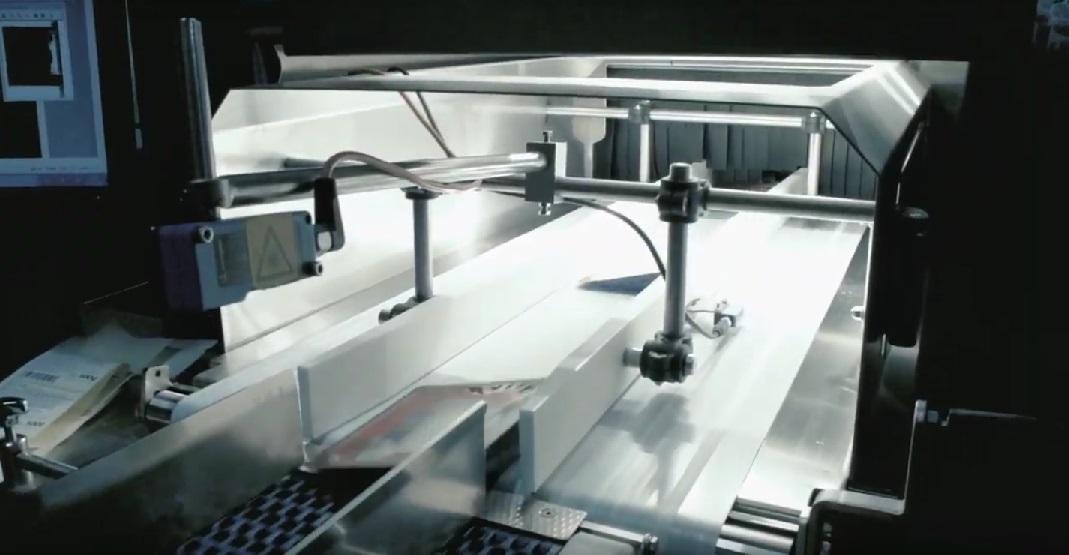 Stemmer Imaging Food Lebensmittel Verpackung Maschine ANlage Industrie Process Prozess Industry Packaging