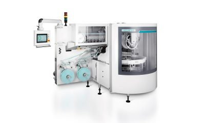 The MCH packaging machine by Theegarten-Pactec is ideal for manufacturers of seasonal sweets. Picture: Theegarten-Pactec