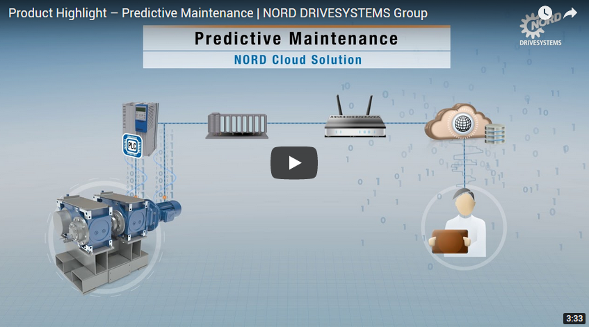 Product Highlight – Predictive Maintenance | NORD DRIVESYSTEMS Group