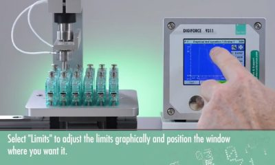 Burster announce How-To videos for sensor measurement amplifiers and force/displacement controllers