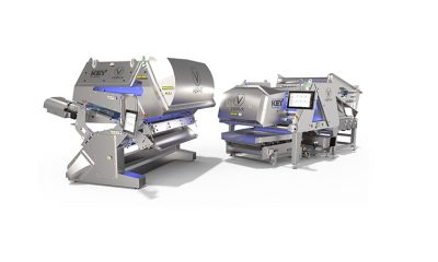 Key Technology Presents Veryx Digital Sorters for Wet-End Vegetable Processing