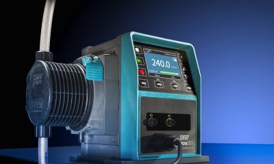 New Qdos 20 optimises metering for sodium hypochlorite applications