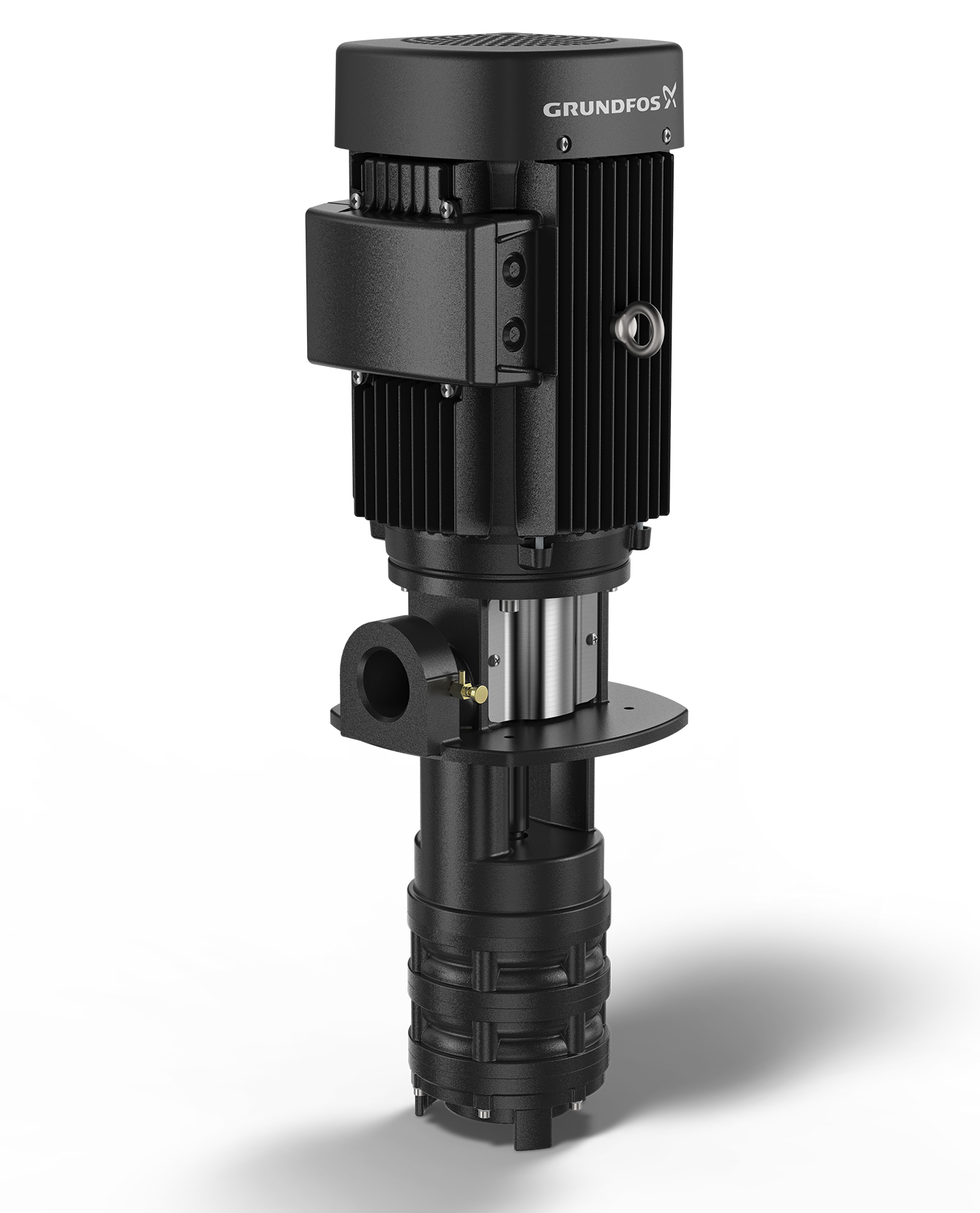 Grundfos MTD - Filter Pumps in Industrial Raw Water Treatment