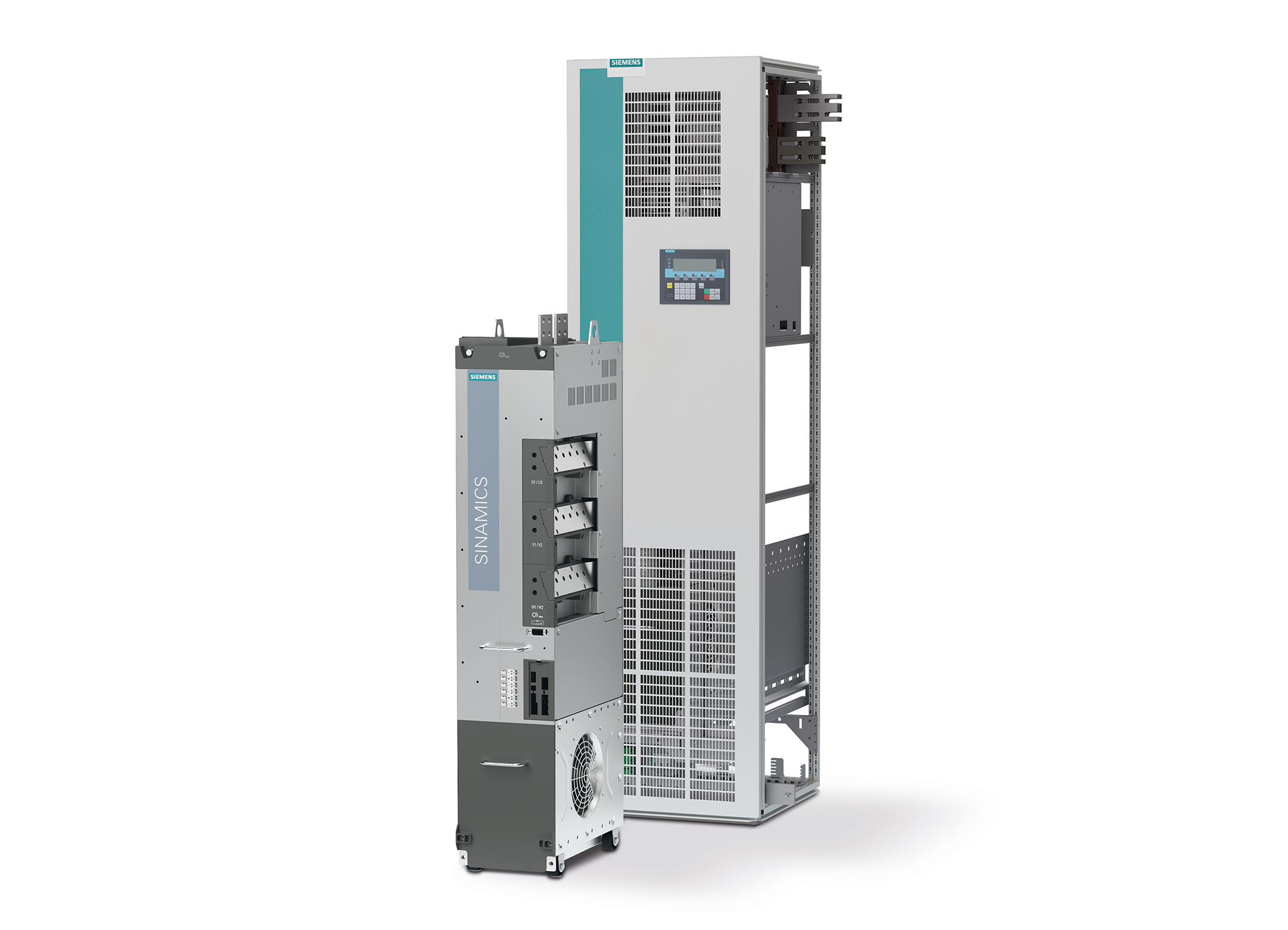Whether users opt for Sinamics S120 Chassis-2 or Cabinet Modules-2, either design can be dimensioned for a precise fit no matter how challenging the application.