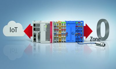 PC-based control provides barrier-free communication in process industry applications – vertically from Zone 0 through to the cloud and horizontally inside and outside Enterprise boundaries.