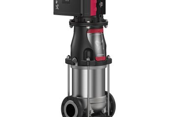 Grundfos CR 95, CR 125 and CR 155 High-Pressure Pumps - Modular Design Enables Customising